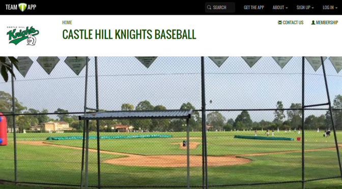 Castle Hill Knights TEAM APP