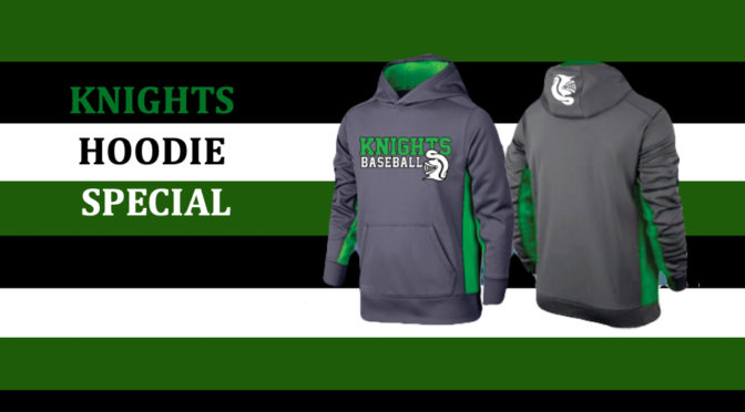 Knights Hoodie Special