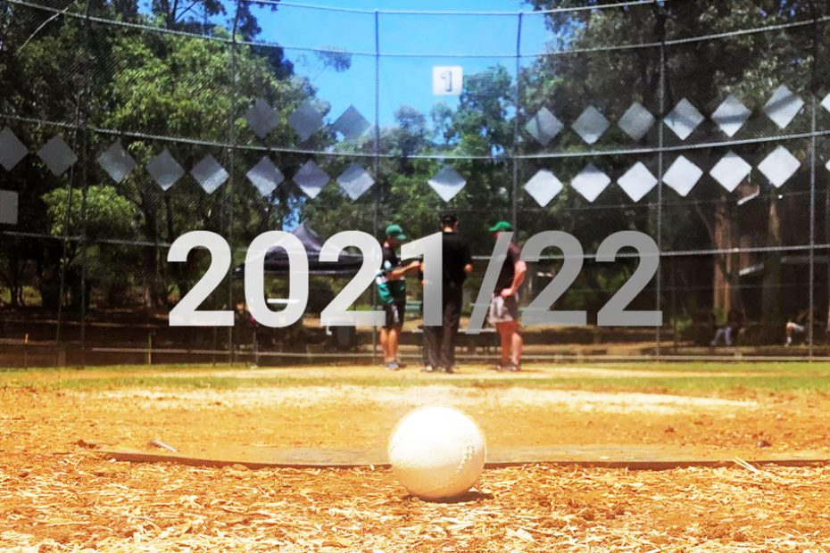 Season Update 2021/22 - Castle Hill Knights Baseball