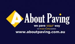 About Paving - - Sponsoring the Castle Hill Knights Baseball Club