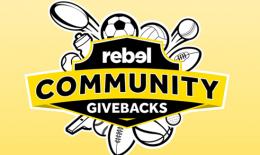 rebel sports - - Sponsoring the Castle Hill Knights Baseball Club